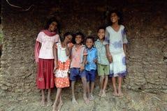 Village Life Stock Image