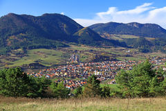 Village Likavka image libre de droits