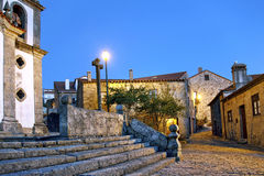 Village, linhares da Beira, church, portugal Royalty Free Stock Photography