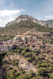 Village of LLeida Royalty Free Stock Photo