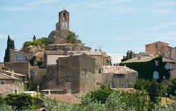 Village of Lourmarin, France Stock Image
