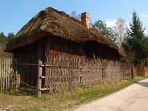 Village of Męćmierz, Poland Stock Photography