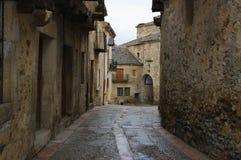 Village médiéval de Pedraza, Espagne images libres de droits