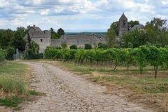 Village médiéval en Allemagne Photos libres de droits