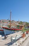 Mali Losinj,Losinj Island,Croatia. Village of Mali Losinj on Losinj Island,adriatic Sea,Croatia Royalty Free Stock Photography