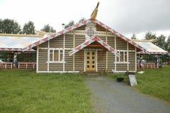 Village Mandrogi Stock Image