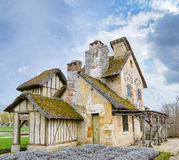 Village of Marie Antoinette at Versailles Royalty Free Stock Photos