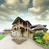 Village of Marie Antoinette at Versailles Royalty Free Stock Images
