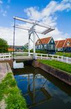 Village Marken Stock Photos