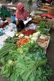 Village market Stock Images