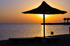 Village Marsa Alam Stock Photo