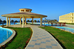 Village Marsa Alam Royalty Free Stock Photo