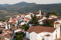 Village of Marvao (Portugal) Royalty Free Stock Photo