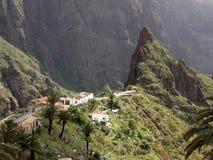 Village of Masca Royalty Free Stock Image