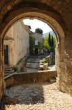Village of Maubec in Provence Royalty Free Stock Photography