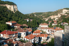Village Of Melnik In Bulgaria Stock Photos