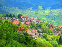 Village of Metsovo, Greece Royalty Free Stock Photos
