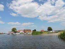 Village Minge, Lithuania Stock Photos