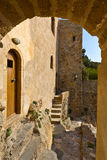 Village of Monemvasia at Greece Stock Photography