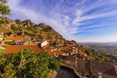 Village Monsanto - Portugal stock photo