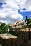 Village of Monsaraz. Monsaraz: landscape of monsaraz village stock photos