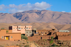 Village Morocco Royalty Free Stock Images
