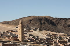 Village in Morocco Royalty Free Stock Photography
