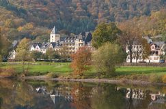 Moselkern,Mosel Valley,Germany Royalty Free Stock Image