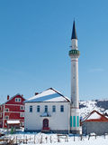 Village mosque Stock Photography