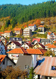 Village is mountains, Serbia Stock Image
