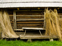 Village Museum of Maramures. The Village Museum is located in Ieud commune. The commune is situated in the central part of Maramures County, on the banks of Royalty Free Stock Images