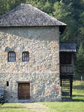 The Village Museum of Valcea County Royalty Free Stock Photos