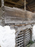 The Village Museum of Valcea County Royalty Free Stock Photo