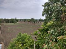 Village nature Stock Photography
