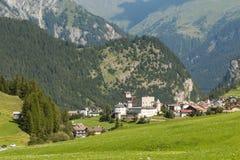 Village of Nauders, Austria Royalty Free Stock Photo