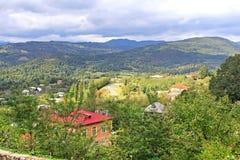Village near Kutaisi, Georgia Royalty Free Stock Photography