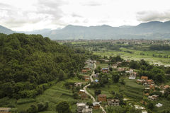 Village in Nepal Royalty Free Stock Photography