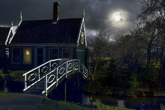 Village. Netherlands Stock Photos
