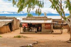 Village of Ngara in Malawi Royalty Free Stock Photos