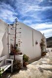 Village of Nijar, Almeria province, Andalusia, Spain Stock Photography