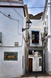 Village of Nijar, Almeria province, Andalusia, Spain Royalty Free Stock Photo