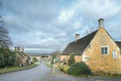Village Royalty Free Stock Image