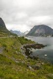 Village of Norway Stock Photos