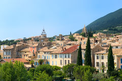Village Nyons in France Royalty Free Stock Images