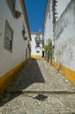 Village of obidos Stock Image