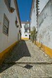 Village of obidos Stock Image