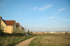 Free Village Of Cambourne, Cambridgeshire Royalty Free Stock Photos - 106762298
