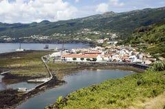Village Of Lages Do Pico Stock Photos