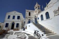 Village Of Nikia, Greece Stock Photo