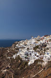 Village of Oia Stock Photo